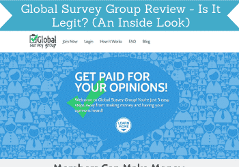 global survey group review header