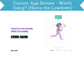 current app review header