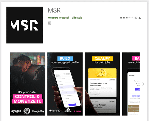 Measure Msr App