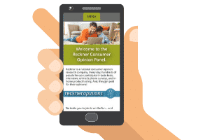 Reckner Opinions Mobile Site