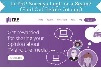 Trp Surveys Review Header