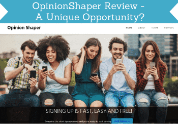 Opinionshaper Review Header