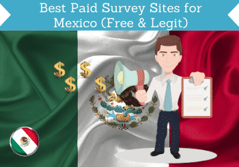 Best Paid Survey Sites For Mexico Header