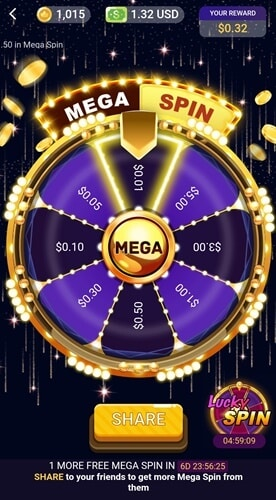 Mega Spin The Wheel On Clipclaps