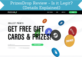 Prizesdrop Review Header