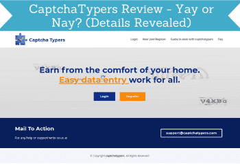 Captchatypers Review Header