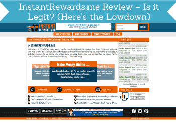 Instantrewards Me Review Header