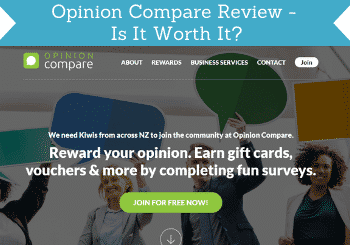 Opinion Compare Review Header