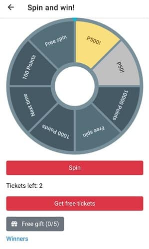 Spin And Win On Buzzbreak