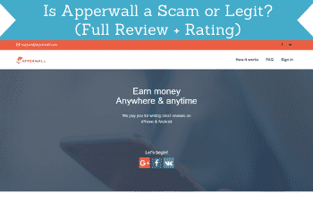 Apperwall Review Header
