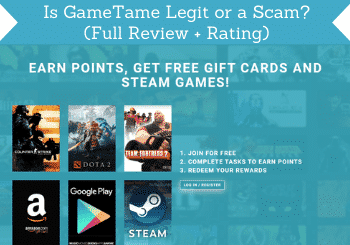Gametame Review Header