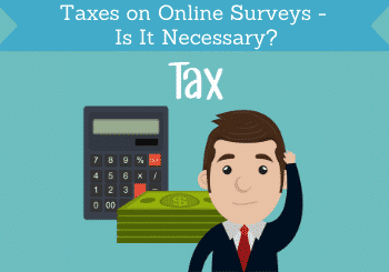 Taxes On Online Surveys Guide Header