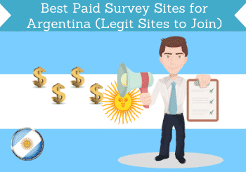 Best Paid Survey Sites For Argentina Header