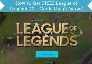 Free League Of Legends Gift Cards Header