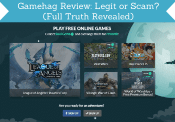 Gamehag Review Header