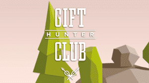Gift Hunter Club Logo Updated