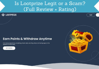 Lootprize Review Header