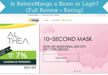 Rebatemango Review Header