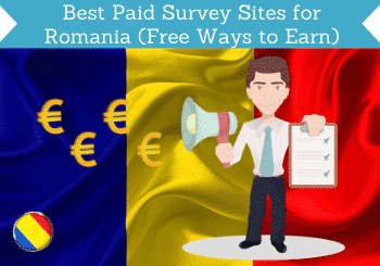 Template Of Best Paid Survey Sites For Romania Header