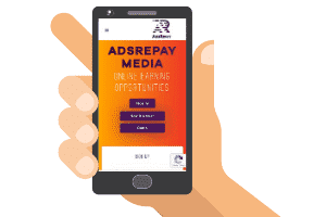 Adsrepay Mobile Site