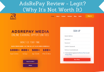 Adsrepay Review Header