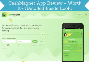 Cashmagnet App Review Header