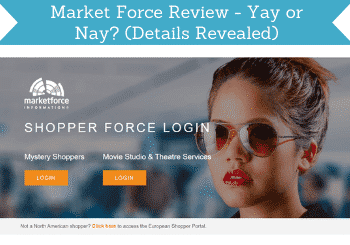 Market Force Review Header
