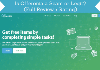 Offeronia Review Header
