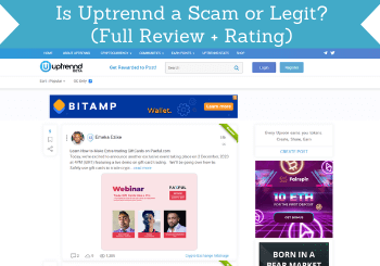 Uptrend Review Header