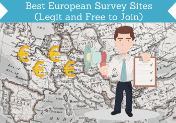 Best Paid Survey Sites For Europe Header