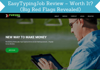 Easytypingjob Review Header