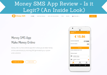 Money Sms App Review Header