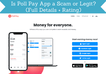 Poll Pay Review Header