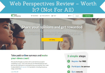 Web Perspectives Review Header