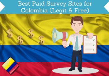 Best Paid Survey Sites For Colombia Header