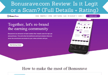 Bonusrave Review Header