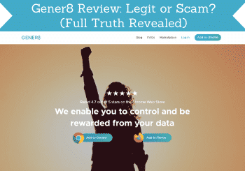 Gener8 Review Header