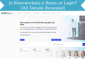 Keenworkers Review Header