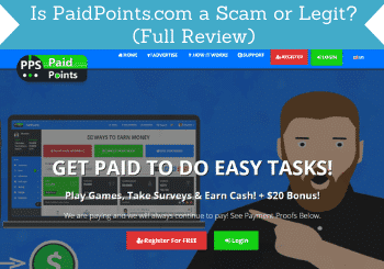 Paidpoints Review Header