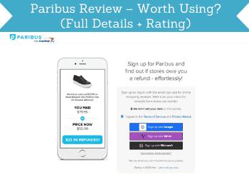 Paribus Review Header