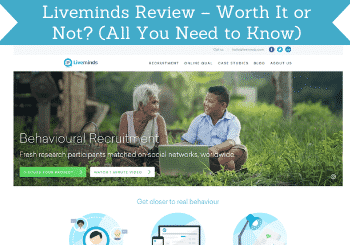 liveminds review header