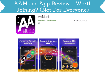 aamusic app review header