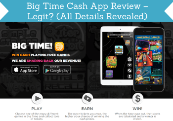 big time cash app review header