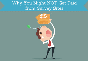 why you might not get paid from survey sites header
