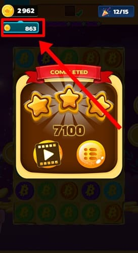 bling points earned from bitcoin blast
