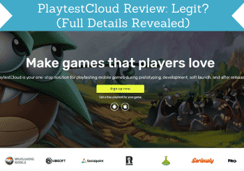 playtestcloud review header