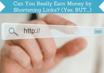 can you earn money by shortening links header