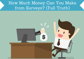 header for how much money can you make from surveys