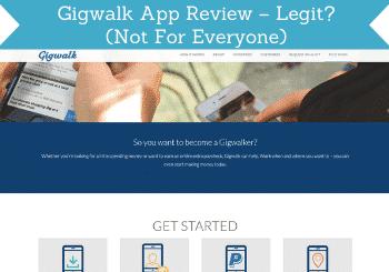 gigwalk app review header
