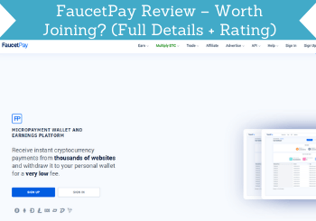 faucetpay review header